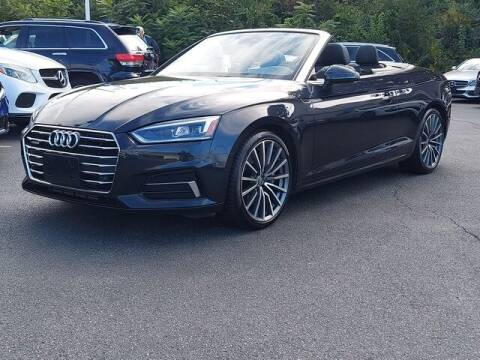 2018 Audi A5 for sale at Automall Collection in Peabody MA
