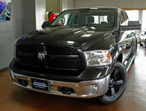 2018 RAM Ram Pickup 1500 for sale at Motion Auto Sport in North Canton OH