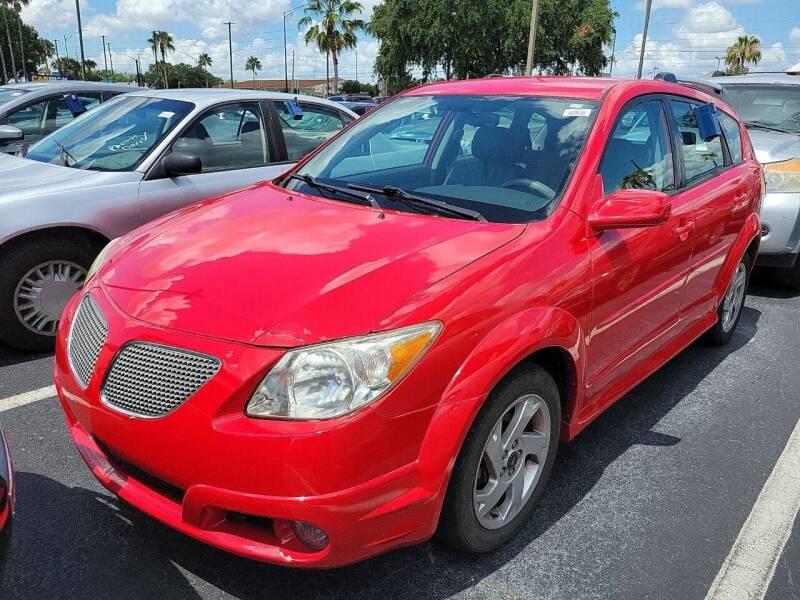 2006 Pontiac Vibe for sale at CARS CARS CARS INC in Apopka FL