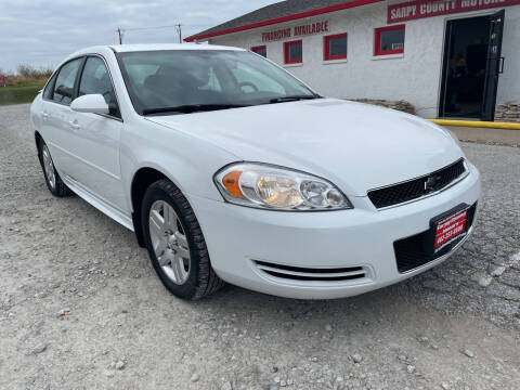2012 Chevrolet Impala for sale at Sarpy County Motors in Springfield NE