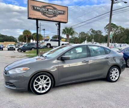 2013 Dodge Dart for sale at Trust Motors in Jacksonville FL