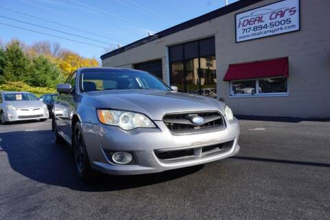 2008 Subaru Legacy for sale at I-Deal Cars LLC in York PA