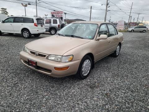 1997 Toyota Corolla for sale at Reyes Automotive Group in Lakewood NJ