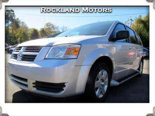 2010 Dodge Grand Caravan for sale at Rockland Automall - Rockland Motors in West Nyack NY
