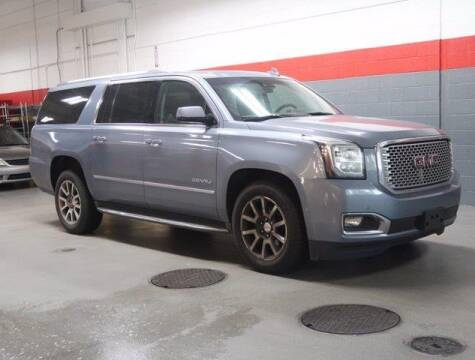 2016 GMC Yukon XL for sale at CU Carfinders in Norcross GA
