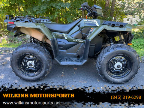 2017 Polaris Sportsman850 for sale at WILKINS MOTORSPORTS in Brewster NY
