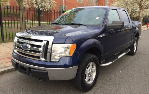 2010 Ford F-150 for sale at Commercial Street Auto Sales in Lynn MA