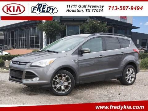 2013 Ford Escape for sale at FREDY KIA USED CARS in Houston TX