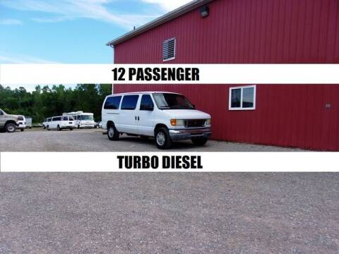 2004 Ford E-Series Wagon for sale at Windy Hill Auto and Truck Sales in Millersburg OH