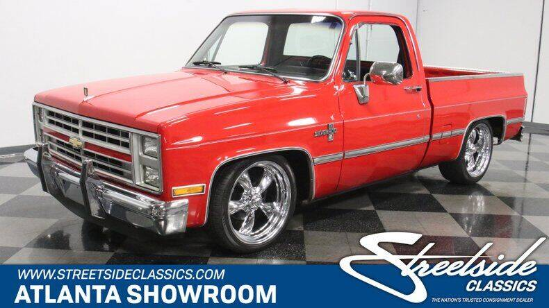 1985 Chevrolet C/K 10 Series for sale in Lithia Springs, GA