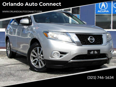 2014 Nissan Pathfinder for sale at Orlando Auto Connect in Orlando FL