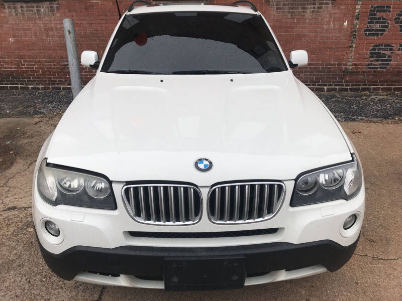 2007 BMW X3 for sale at STL AutoPlaza in Saint Louis MO