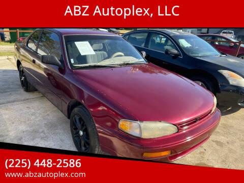 1996 Toyota Camry for sale at ABZ Autoplex, LLC in Baton Rouge LA