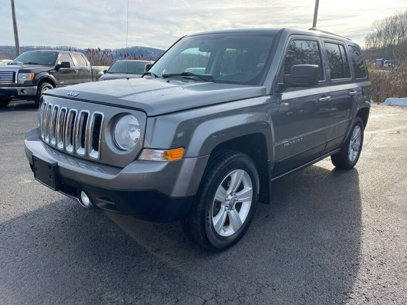2012 Jeep Patriot for sale at Pine Grove Auto Sales LLC in Russell PA