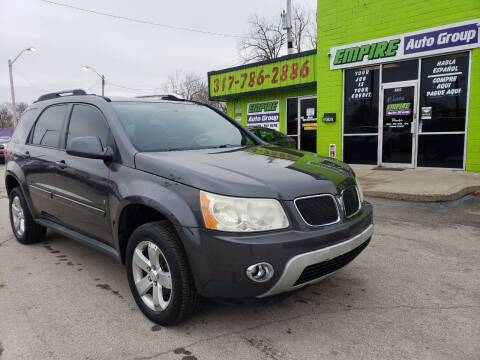 2008 Pontiac Torrent for sale at Empire Auto Group in Indianapolis IN