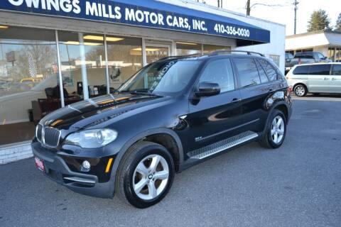 2007 BMW X5 for sale at Owings Mills Motor Cars in Owings Mills MD