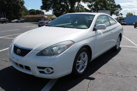 2007 Toyota Camry Solara for sale at Drive Now Auto Sales in Norfolk VA