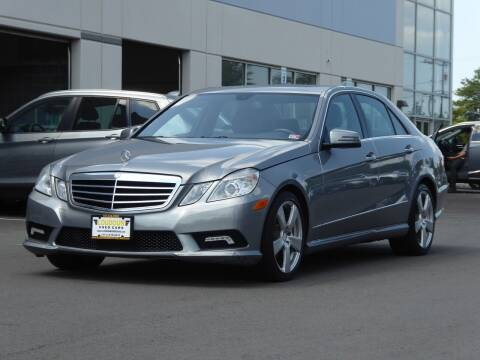 2011 Mercedes-Benz E-Class for sale at Loudoun Motor Cars in Chantilly VA
