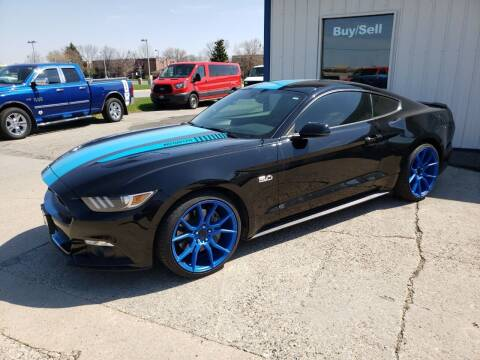 2015 Ford Mustang for sale at CFN Auto Sales in West Fargo ND