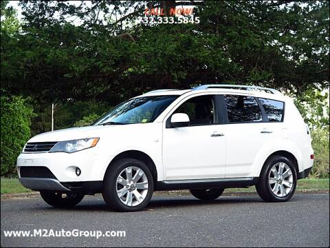 2009 Mitsubishi Outlander for sale at M2 Auto Group Llc. EAST BRUNSWICK in East Brunswick NJ
