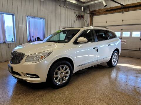 2013 Buick Enclave for sale at Sand's Auto Sales in Cambridge MN