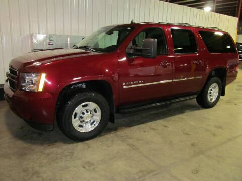 2011 Chevrolet Suburban for sale at Flaherty's Hi-Tech Motorwerks in Albert Lea MN