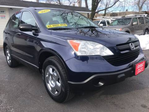 2009 Honda CR-V for sale at Alexander Antkowiak Auto Sales in Hatboro PA