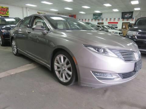 2015 Lincoln MKZ for sale at US Auto in Pennsauken NJ