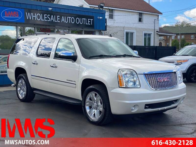 2010 GMC Yukon XL for sale at MWS Wholesale  Auto Outlet in Grand Rapids MI