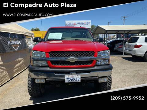 2004 Chevrolet Silverado 2500 for sale at El Compadre Auto Plaza in Modesto CA