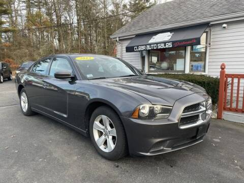 2013 Dodge Charger for sale at Clear Auto Sales 2 in Dartmouth MA