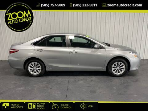 2017 Toyota Camry for sale at ZoomAutoCredit.com in Elba NY
