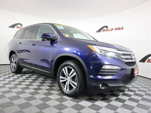 2017 Honda Pilot for sale at Bald Hill Kia in Warwick RI