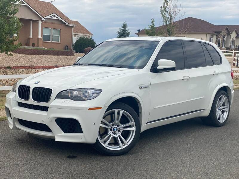 2012 BMW X5 M for sale at Zapp Motors in Englewood CO