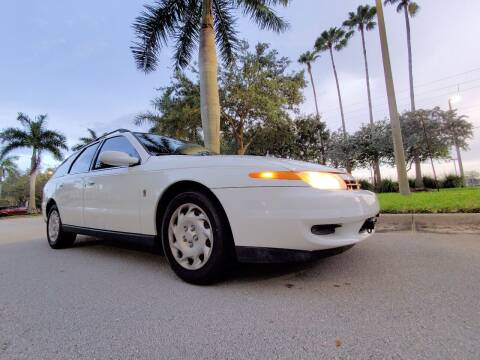 2000 Saturn L-Series for sale at M.D.V. INTERNATIONAL AUTO CORP in Fort Lauderdale FL