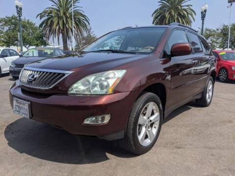 2008 Lexus RX 350 for sale at Convoy Motors LLC in National City CA