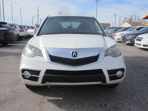 2010 Acura RDX for sale at T & D Motor Company in Bethany OK