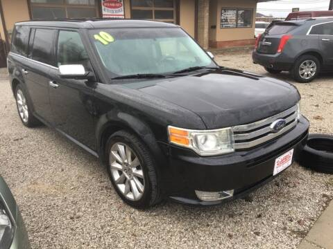 2010 Ford Flex for sale at G LONG'S AUTO EXCHANGE in Brazil IN