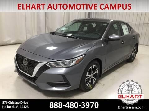 2020 Nissan Sentra for sale at Elhart Automotive Campus in Holland MI