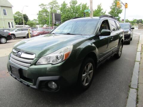 2013 Subaru Outback for sale at Boston Auto Sales in Brighton MA