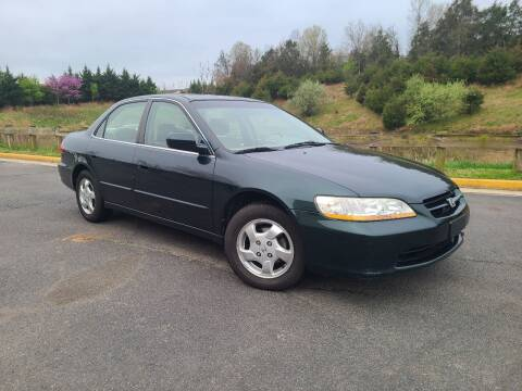 2000 Honda Accord for sale at Lexton Cars in Sterling VA