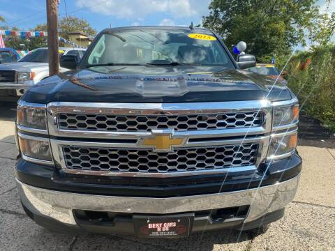 2015 Chevrolet Silverado 1500 for sale at Best Cars R Us in Plainfield NJ