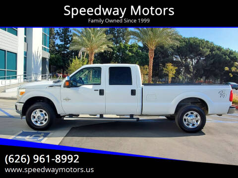 2012 Ford F-250 Super Duty for sale at Speedway Motors in Glendora CA