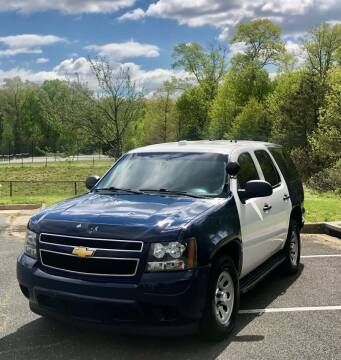 2013 Chevrolet Tahoe for sale at ONE NATION AUTO SALE LLC in Fredericksburg VA