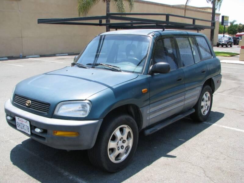 1996 Toyota RAV4 for sale at M&N Auto Service & Sales in El Cajon CA