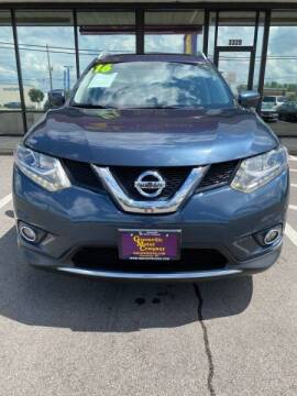 2016 Nissan Rogue for sale at Greenville Motor Company in Greenville NC