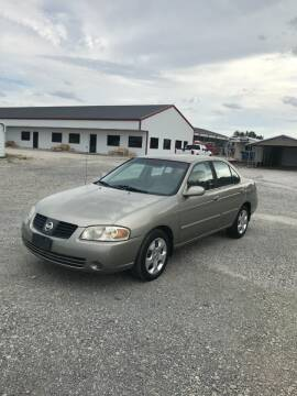 2004 Nissan Sentra for sale at CAROLINA TOY SHOP LLC in Hartsville SC