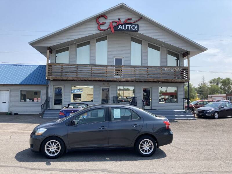 2007 Toyota Yaris for sale at Epic Auto in Idaho Falls ID