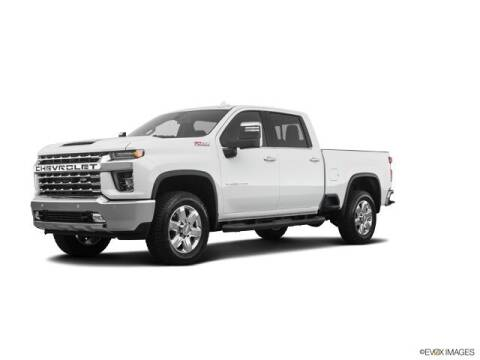 2021 Chevrolet Silverado 2500HD for sale at PHIL SMITH AUTOMOTIVE GROUP - SOUTHERN PINES GM in Southern Pines NC