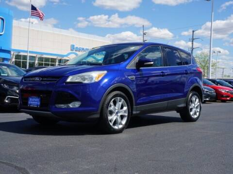 2013 Ford Escape for sale at BASNEY HONDA in Mishawaka IN
